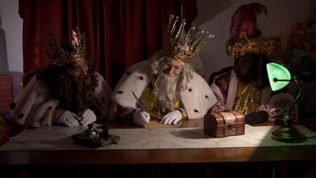 La emotiva carta de los Reyes Magos a los niños en la que destacan su ejemplo en estos meses y les hacen una petición muy especial