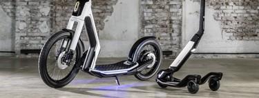 Volkswagen ha firmado un manifiesto a favor de la 'micromovilidad' con patinetes, bicicletas y otros artilugios rodantes