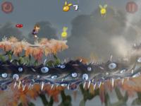 Alerta para navegantes, Rayman Jungle Run gratuíto en la Apple Store