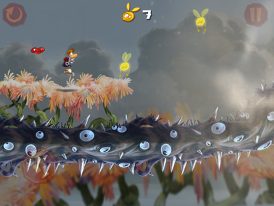 Alerta para navegantes, Rayman Jungle Run gratuíto en la Apple Store