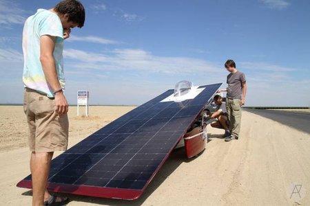 Xenith, un prototipo eléctrico de la Universidad de Stanford