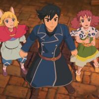Ni no Kuni II REVENANT KINGDOM una espectacular secuela, se anuncia para PS4