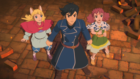 Ni no Kuni II REVENANT KINGDOM una espectacular secuela, se anuncia para PS4