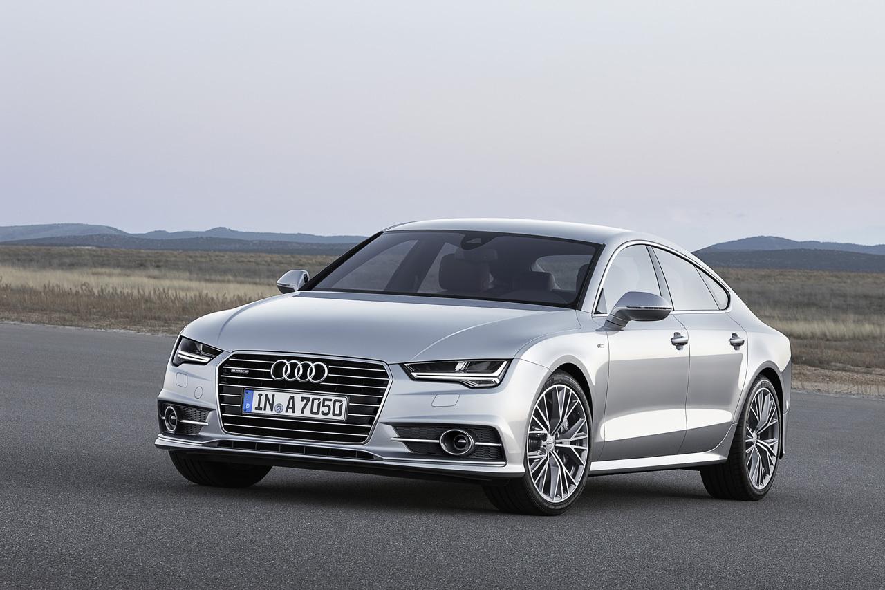 Foto de Audi A7 y S7 Sportback 2014 (oficiales) (1/22)
