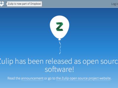 Dropbox estrena (por fin) su propio chat, ¿con quién competirá Zulip?