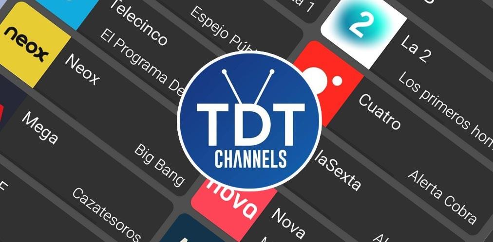 Ver la tele en el teléfono es todavía mas fácil: TDT Channels se actualiza a la versión 2.0 con notables mejoras