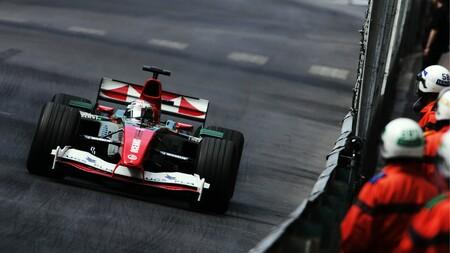 Klien Monaco F1 2004