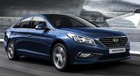 Hyundai Sonata, mejor Sedán Mediano de 2014 en Motorpasión México