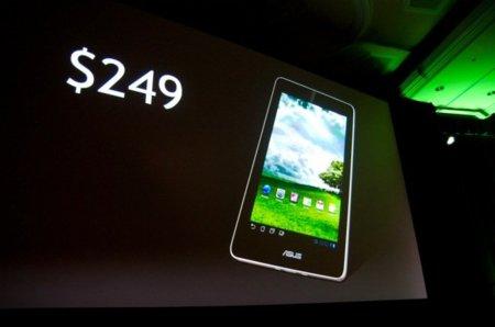 El misterioso tablet de los 250 dólares de Asus y NVidia