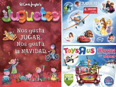 Catálogos de juguetes para navidad: los diez mejores