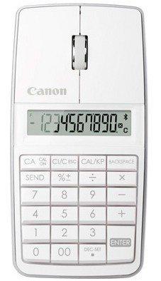 Canon y su ratón-calculadora