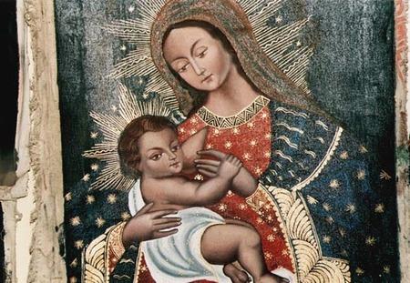 Si la Virgen María diera hoy a luz