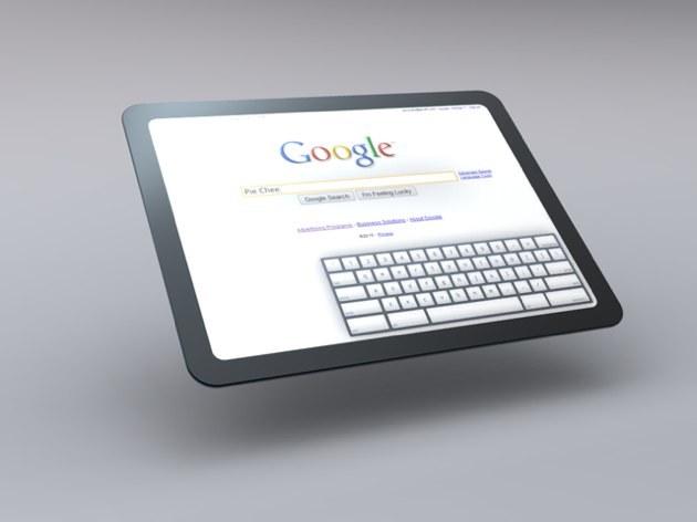 Foto de Mockup del Tablet OS de Google (2/7)