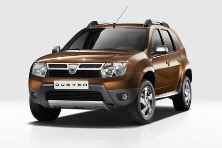 Dacia Duster, información y primeras imágenes