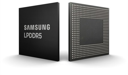 Los próximos iPhone podrían usar la primera DRAM LPDDR5 de Samsung
