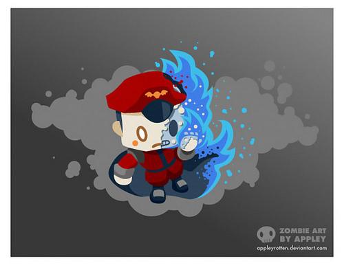 Foto de 020110 - Street Fighter Zombie (10/12)