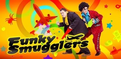 Funky Smugglers, evita el contrabando en este divertido juego de Android con música funky de los 70
