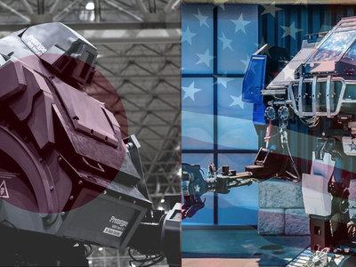 El combate de robots gigantes se acerca: éstas son las propuestas de los dos contrincantes confirmados