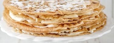 Tarta árabe: una receta fácil de hacer para quedar estupendamente en cualquier ocasión
