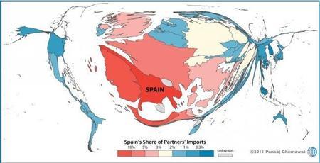 España exporta demasiado poco