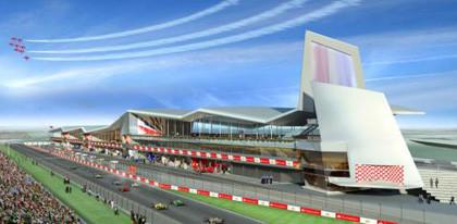 Así será el nuevo Silverstone tras su renovación