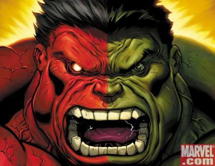 Hulk Rojo, únicamente en Gamestop