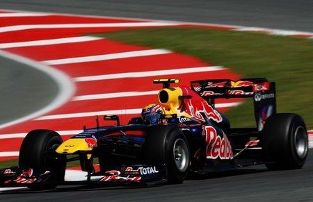 GP de España F1 2011: segundos libres con las cosas más claras. RedBull fuera de órbita y Hamilton en medio