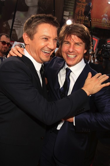 La premiere de 'Mission Impossible: Nation Rogue' en Nueva York: Tom Cruise, solito, solito