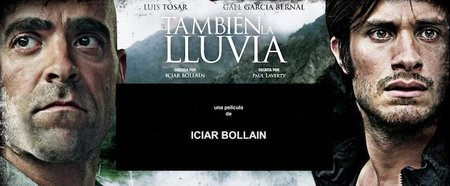 'También la lluvia' representará a España en los Oscars 2011