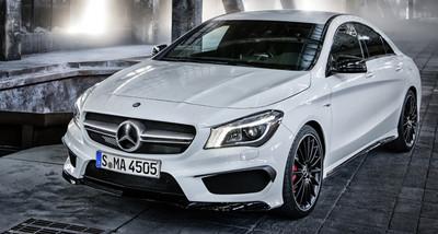 Mercedes-Benz CLA 45 AMG, a la venta en España por 62.150 euros