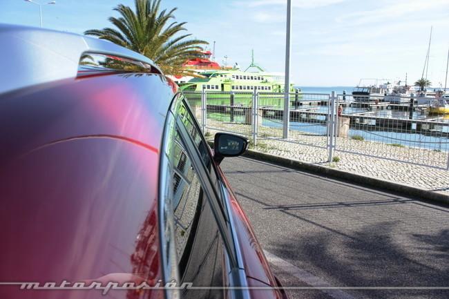 Mazda6, presentación y prueba en Lisboa y Setúbal