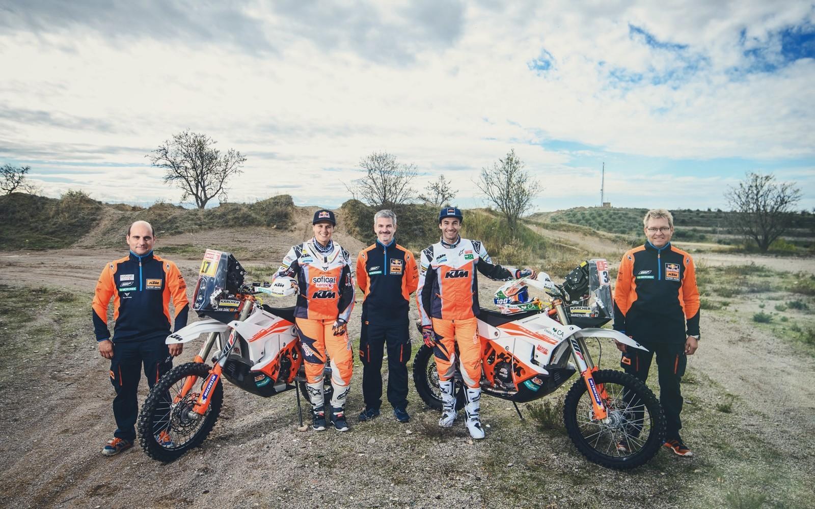Foto de KTM 450 Rally Dakar 2019 (41/116)