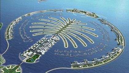 Futuros parques temáticos en Dubai