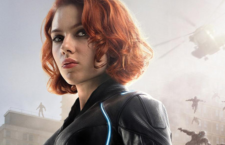 Natasha Romanoff Viuda Negra Black Widow Mejores Personajes Femeninos De Stan Lee
