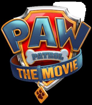 Paw Patrol The Movie Logo