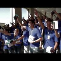 Vídeo de la semana: El momento de gloria de Barcelona en la presentación del iPhone 5