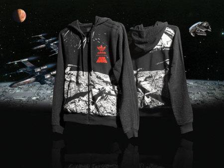 Adidas Star Wars sudadera