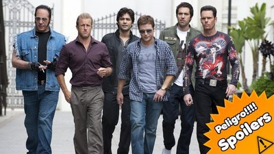'Entourage' encara sin prisa su recta final