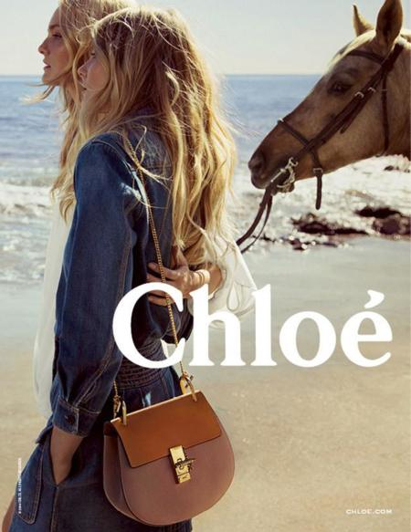 Chloe Spring Summer 15 Campaign 2