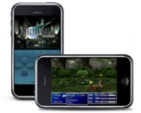 Emulación de Final Fantasy VII y Pokemon en el iPhone 3GS