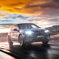 El SUV eléctrico BMW iX ya baila sobre carreteras 'imposibles' para ponerse a prueba antes de su llegada