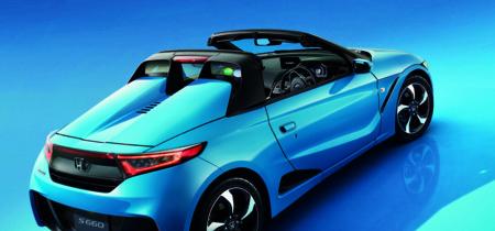 Honda S660 Concept Edition: habría estado bien, pero...