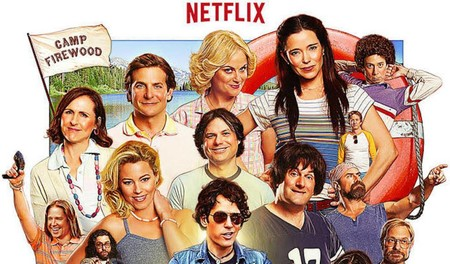 Wet Hot American Summer First Day Of Camp Detail