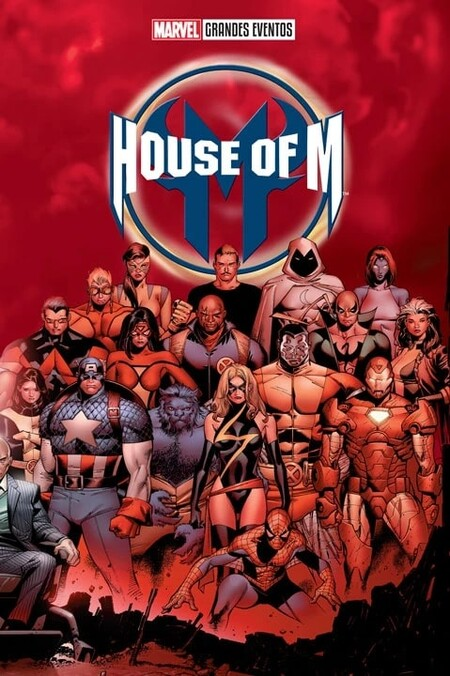 Cómic House of M