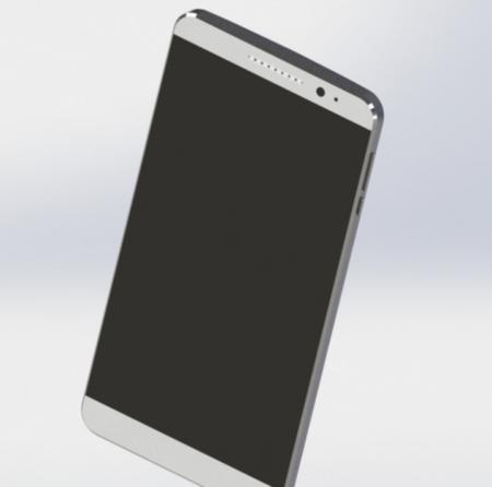 Huawei Mate 9 Renders Filtrados 2