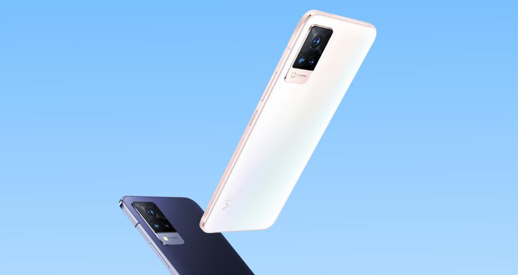 Vivo S9: el notch del nuevo gama alta de Vivo esconde una doble cámara delantera de 44 megapíxeles