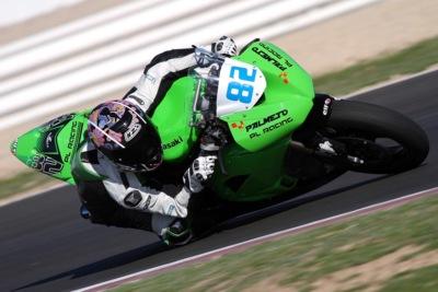Elena Rosell vuelve a las motos con NZI