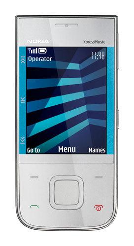 Nokia 5330 XpressMusic, música y redes sociales