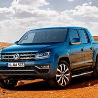 ¿Downsizing? El nuevo VW Amarok lleva un V6 de tres litros