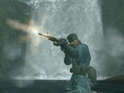Pack de tres discos de Metal Gear Solid 3: Subsistance en Octubre